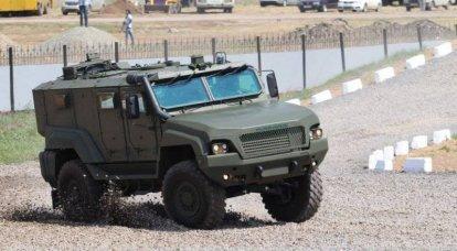 装甲车KAMAZ-53949
