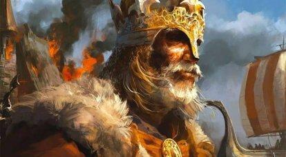Harald Hardrada. El ultimo vikingo
