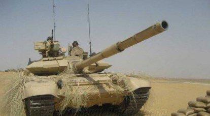 T-90在印度