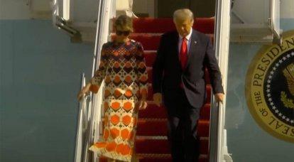"""""""एक राजनेता के रूप में, मैंने अभी तक अंतिम शब्द नहीं कहा है"""" - राष्ट्रपति पद छोड़ने के बाद ट्रम्प का पहला बयान"""