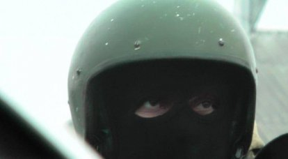 The fight against terrorism. An inside look (blog of Ingushetia special forces)