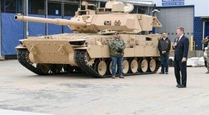 Tanques leves MPF atrasados devido à pandemia