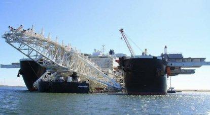 Nord Stream-2: deuxième bas du deuxième flux