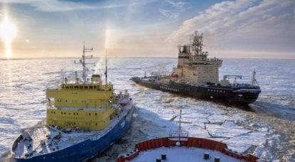 """""""Çin, Rusya Federasyonu'ndan Kuzey Kutbu'na giriş hakkı satın aldı"""" - yabancı basın"""
