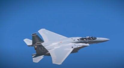 "El ex jefe de ""Antonov"" aconsejó a Ucrania que comprara cazas estadounidenses F-15EX"