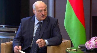 Oposição bielorrussa considera a decisão da UE de não impor sanções contra Lukashenka insatisfatória