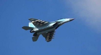 MiG-35 및 MiG-29M / M2 전투기는 자동 착륙 시스템을 받게됩니다