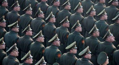 कुद्रिन: रूसी संघ में सैनिकों की संख्या में कमी नहीं होगी