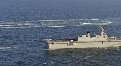 Dokdoユニバーサル水陸両用攻撃船:計画と現実