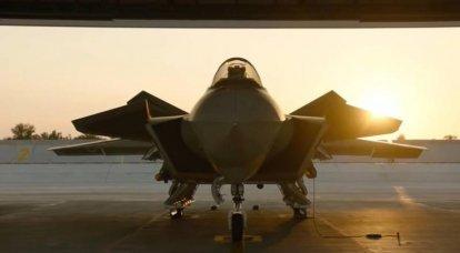 """""""Motores autorreguláveis"""": o projetista da aeronave falou sobre as características do futuro caça chinês de 6ª geração"""