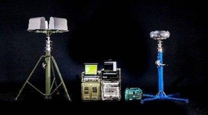 Ruselectronics yeni bir anti-drone kompleksi Zashchita geliştirdi