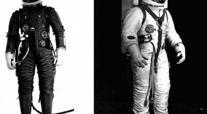 "Lunar spacesuit ""Eagle"""