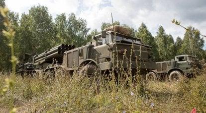 Mehr als 8 Tausende von Mitarbeitern des Central Military District sind an den Übungen der Raketentruppen und der Artillerie beteiligt