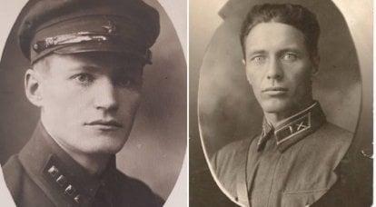 Le poète avait deux grands-pères