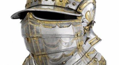 ウォレスコレクションのトーマスサックビル卿の鎧