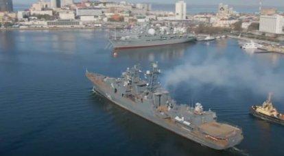 El mariscal Shaposhnikov modernizado se prepara para volver al servicio