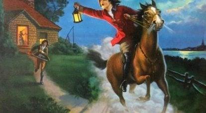 """Amerikan Devrim Savaşının """"Gerilla Ejderhaları"""""""