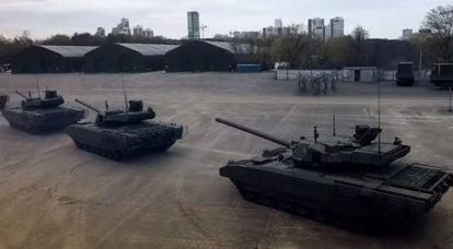 深蹲和混合动力:未来的坦克将是什么