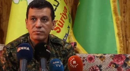 """""""They don't need oil"""": Kurdish general told why Americans should stay in Syria"""