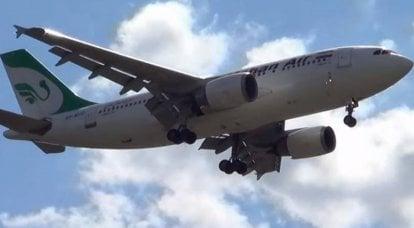 伊朗敦促联合国谴责美国拦截民用飞机