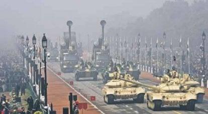 Armi russe MADE IN INDIA