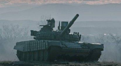"""""""रूसी टैंक बहुत बेहतर हैं"""": सर्बियाई जनरल स्टाफ ने दान किए गए T-72B1MS की तुलना M-84 से की"""