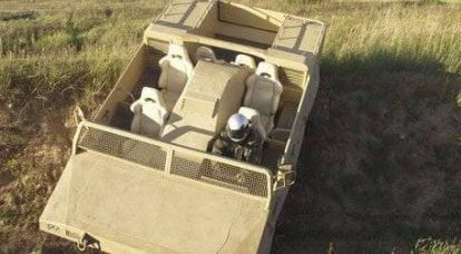 履带式运输越野车TGM 3T(白俄罗斯)