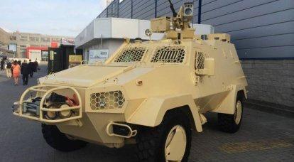 Mista Oncilla zırhlı araçlarının ticari başarıları ve beklentileri (Polonya / Ukrayna)