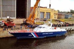 12200プロジェクト:Sobol Patrol Boat
