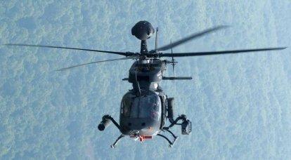 """""""Family Guy"""" polyvalent et OH-58D comme une menace pour le """"Shell-C1"""". Quelles sont les chances de création du CBP?"""