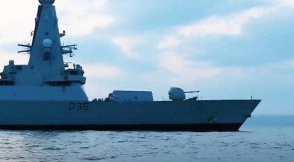「近年のこの種の最初の事件」:英国の船によるロシアの海上境界線の違反に関する海外のコメント