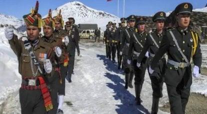 喜马拉雅山的冲突。 我们会继续还是该停下来
