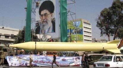 O potencial de mísseis da República Islâmica do Irã (Parte 1)