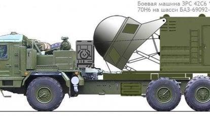 俄罗斯将使用新的Morfey SAM获得强大的防空罩