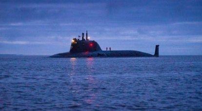 潜水深度の面でトップ3の潜水艦