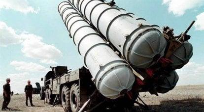 防空导弹系统C-400战胜爱国者