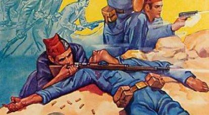 Volunteers - submariners of the Spanish War