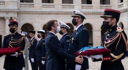 프랑스 전문가: 마크롱은 샤를 드골이 전혀 아니며 프랑스는 NATO에서 탈퇴하지 않을 것입니다