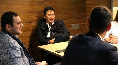 Saakashviliは、与党であるジョージアでの野党の「説得力のある勝利」を発表しました-選挙での勝利について