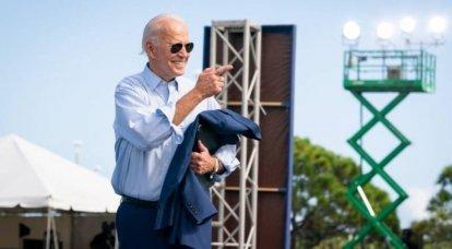 Senador russo: Biden usará a Ucrânia para enfrentar a Rússia
