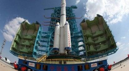 Programma spaziale cinese e preoccupazioni internazionali