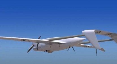 Ucrania mostró un dron modernizado para reconocimiento sobre Donbass