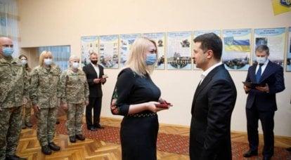 """Zelensky: """"Se no futuro tiros soarem na Ucrânia, então apenas fogos de artifício serão disparados"""""""