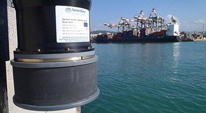 Chasse aux contrevenants dans les ports et les ports. Vue d'ensemble des systèmes étrangers