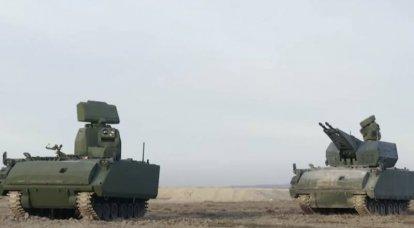 """""""शिल्कम"""" और """"तुंगुस्का"""" को बदलने के लिए: यूक्रेन के सशस्त्र बलों को एक नया विमान-रोधी परिसर प्राप्त हो सकता है"""
