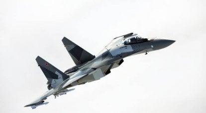 カタールTV:米国はSu-35戦闘機に関するロシア連邦との契約についてエジプトに警告を発した
