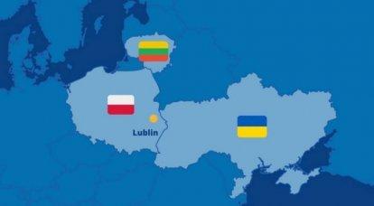 आधुनिक प्रारूप में Rzeczpospolita: ल्यूबेल्स्की ट्रायंगल क्यों बनाया जा रहा है