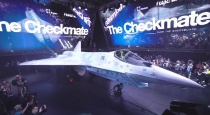 American Edition: International Success of the Checkmate Fighter Not Guaranteed