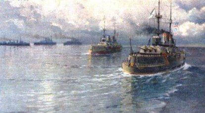 レーニンとトロツキーがロシアの艦隊を沈没させた理由(パート2)