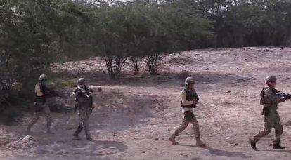 Se desplegaron unidades de fuerzas especiales indias en el norte de Cachemira en relación con datos sobre posible penetración de militantes.